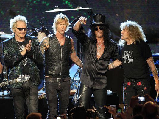 Guns N Roses-Breaking music news, live musicnation.